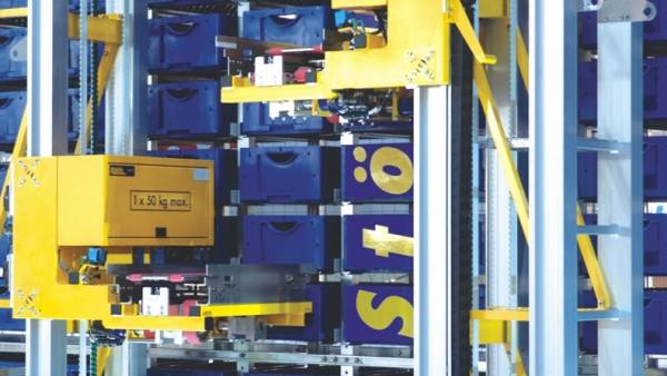 Small Parts Storage Systems & Solutions