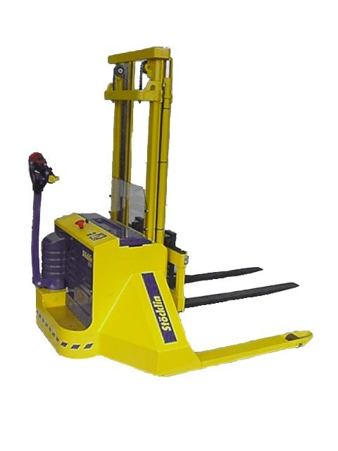 Cantilever fork tines