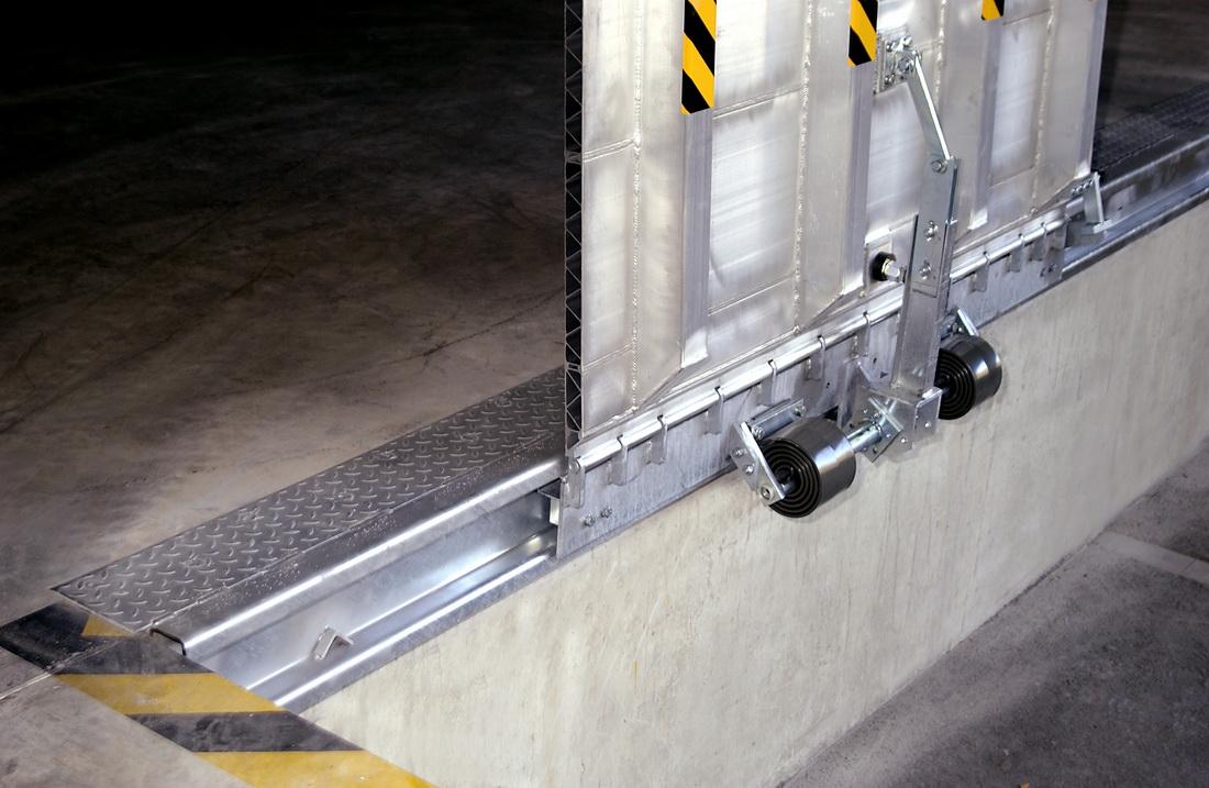 Ramp repair