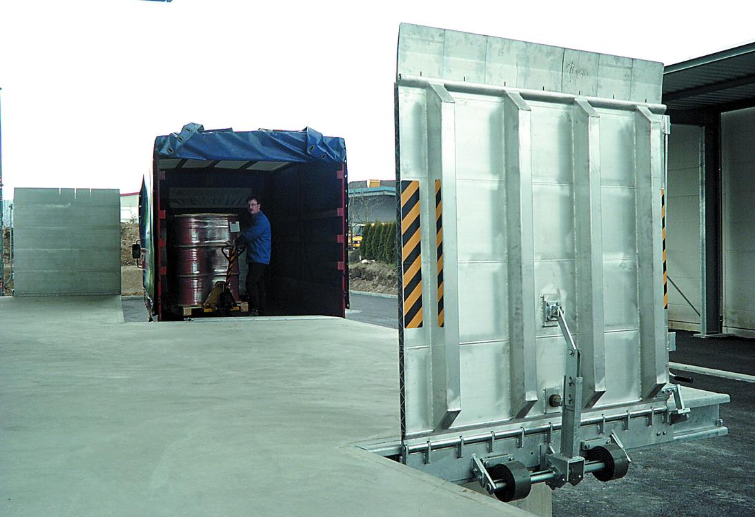 FBA loading ramps